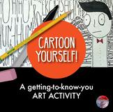 [ART ACTIVITY]  Cartoon Yourself - New & Improved!