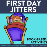 FIRST DAY JITTERS ACTIVITIES Book Companion