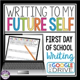 FIRST DAY OF SCHOOL WRITING ACTIVITY: DIGITAL GOOGLE DRIVE