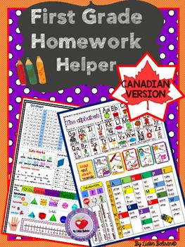 canadian homework grading