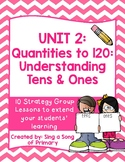 FIRST GRADE Math Strategy Group Lessons- UNIT 2