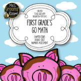 GO MATH'S CHAPTER EIGHT ASSESSMENT FOR FIRST GRADE