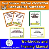 Differentiated Handwriting Curriculum for Special Education