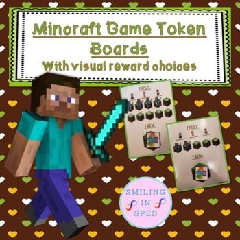 First/Then Token Board- SANDBOX COMPUTER GAME
