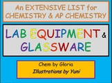 FIRST WEEK: An Introduction to Lab Equipment & Glassware