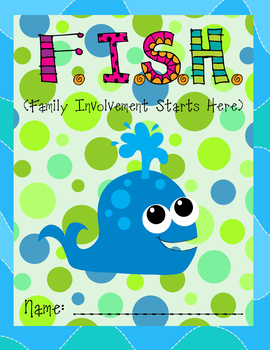 F.I.S.H. Binder Cover