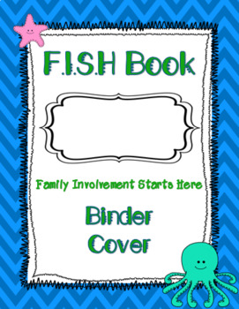 FISH Book Binder Cover