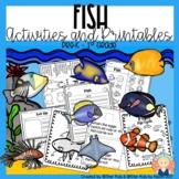 FISH CHARACTERISTICS -Life Cycle, Activities and Printable