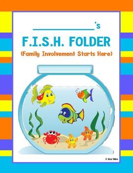 FISH COMMUNICATION FOLDER