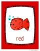 FISH Color Posters