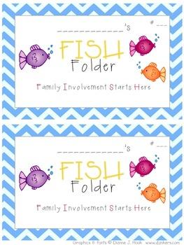 FISH FOLDER