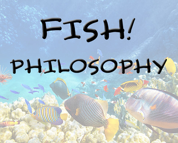 FISH Philosophy Title Poster