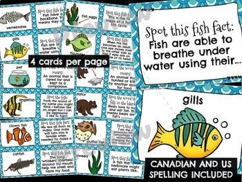 FISH Spot It & Steal It