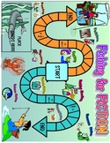 FISHING FOR FICTION  Printable Game  Grade 2-3