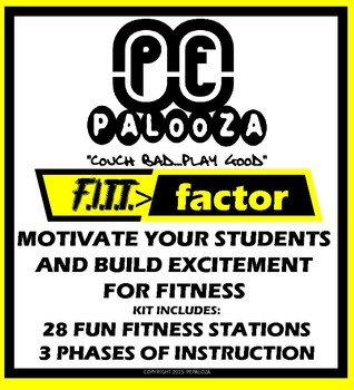 F.I.T.T. FACTOR a fitness adventure!