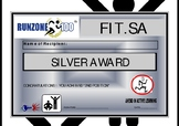 FIT.SA Program Certificate