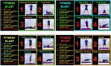 FITNESS BLAST - Self-Paced Fitness Routines - Have a BLAST