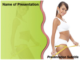 FITNESS POWERPOINT TEMPLATE