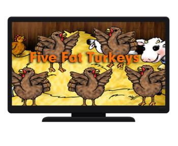 FIVE FAT TURKEYS MINI MUSIC VIDEO