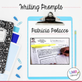 FIVE Patricia Polacco Writing Prompts-Plus Graphic Organizer!