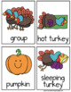 FIVE SILLY TURKEYS TODDLER BOOK UNIT