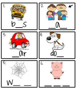 Fill in the BME Sound! Task Cards