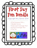 FIrst Day Fun Bundle