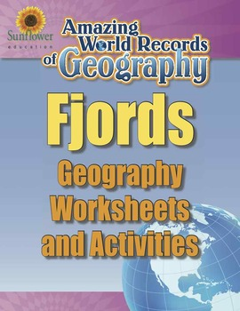 FJORDS—Geography Worksheets and Activities