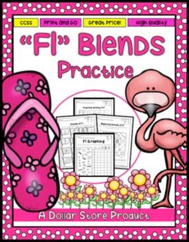 FL Blend Practice Printables