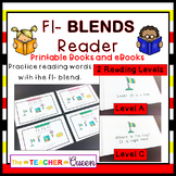 FL- Blend Readers Levels A and C (Printable Books and eBooks)