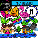 FL Blends {Creative Clips Digital Clipart}