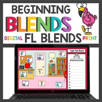 FL Blends Work Working Activities