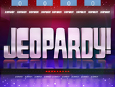 FL Civics Midterm Review Jeopardy 2015