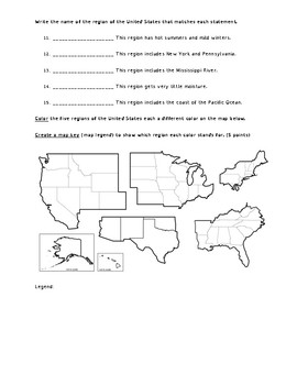 FL Studies Weekly 3rd Grade Quarter 2 Quizzes (14 pages)