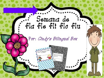 FLA FLE FLI FLO FLU Bundle