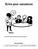 FLA Persuasive Writing Work Book