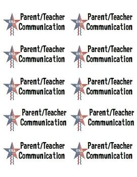 FLAG Homework Book (Binder)