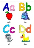FLASH CARDS ABC