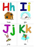 FLASH CARDS ABC PART 2