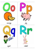 FLASH CARDS ABC PART 3