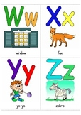 FLASH CARDS ABC PART 4