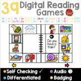 FLASH DEAL! 39 Digital Reading Games BUNDLE and BONUSES