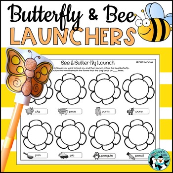 Bee & Butterfly Launch Activity