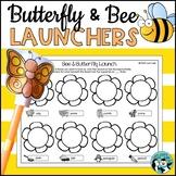 Bee & Butterfly Launch Speech Activity