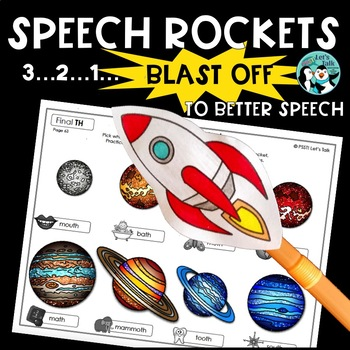 Launching Speech Rockets