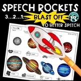 Launching Speech Rockets