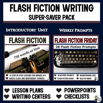 FLASH FICTION SUPER SAVER PACK