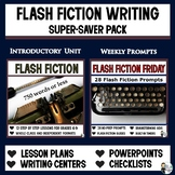 FLASH FICTION SUPER SAVER PACK (Interactive & Distance Learning)