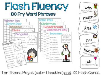 FLASH FLUENCY: Winter Fluency