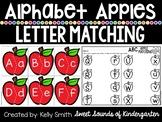 Alphabet Apples Matching Center